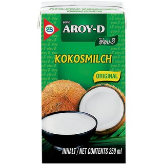 Aroy-D Coconut Milk 250ml