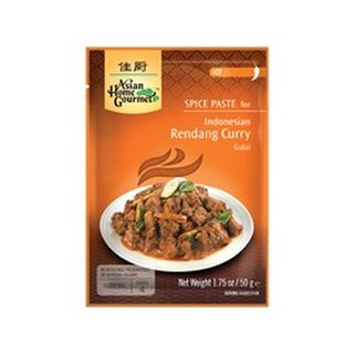AHG Indonesisches Rendang Curry Paste 50g