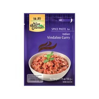 AHG Indisches Vindaloo Curry Paste 50g