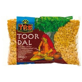 TRS Toor Dal Linsen 500g
