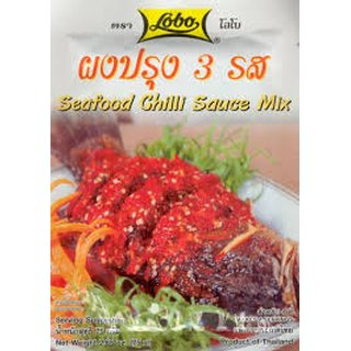 Seafood Chillisauce Mix 75g