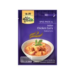 AHG Indisches Chicken Curry Paste 50g