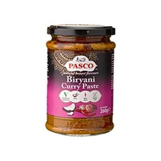 PASCO Biryani Würz Paste 280g