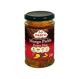 PASCO Mango Pickle Extra Hot 260g