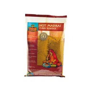 TRS Madras Curry Pulver scharf 400g
