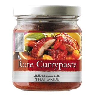 TP Currypaste Rot 195g