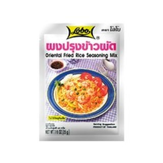Lobo Oriental Fried Rice Mix Paste 25g