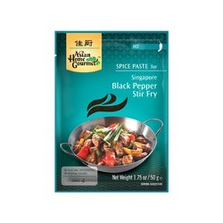 AHG Singapur Black Pepper Paste 50g