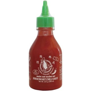 Sriracha Chilisauce 200ml - Flying Goose Brand