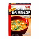 S&B Spicy Tofu Miso Soup Spicy 30g