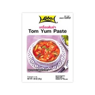 Lobo Tom Yum Suppe Paste 50g